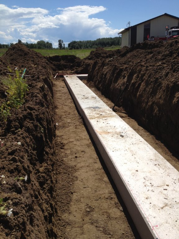 Precast Footings